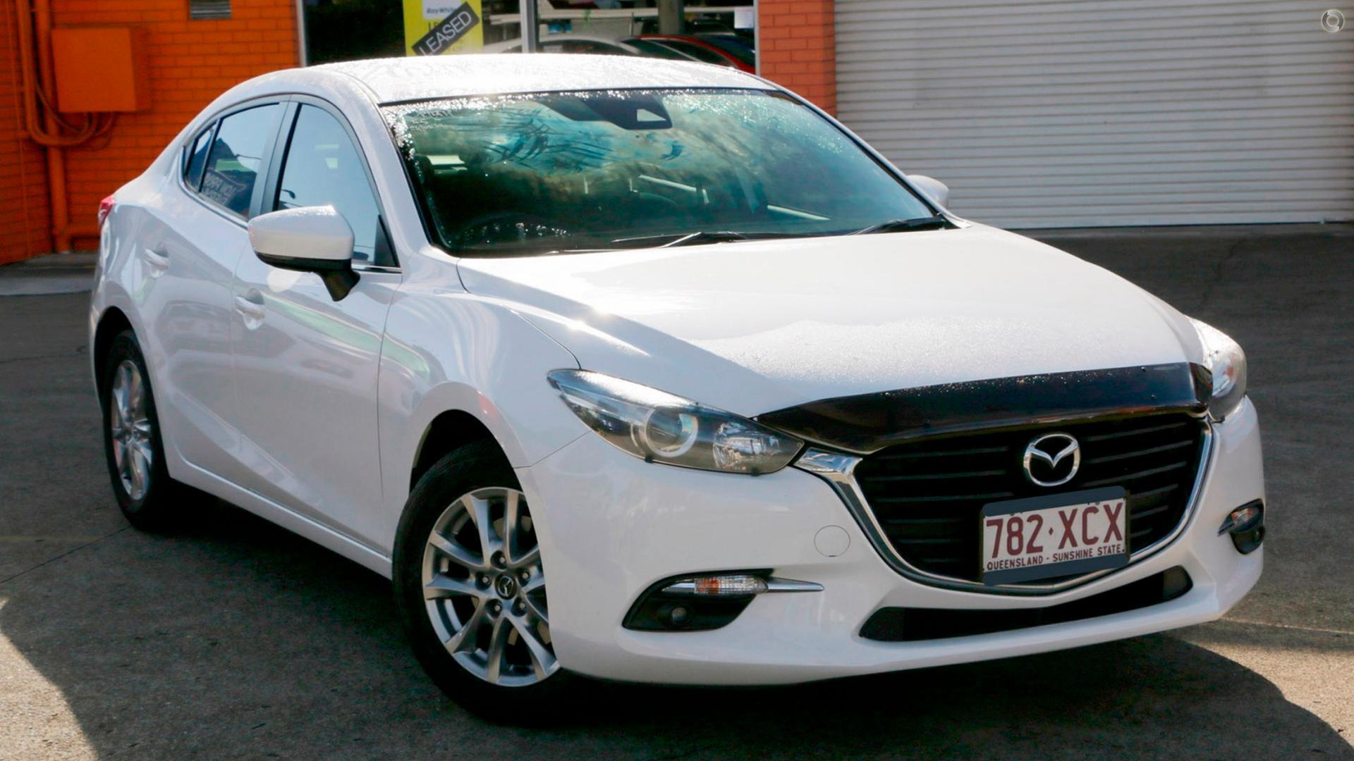 2017 Mazda 3 BN Series