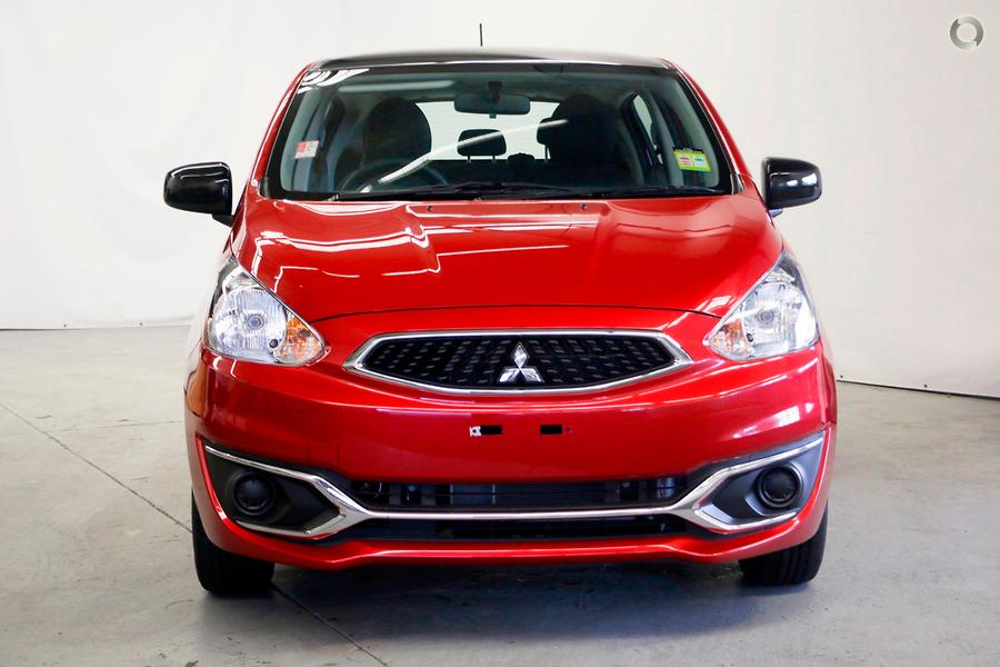 2019 Mitsubishi Mirage Black Edition LA