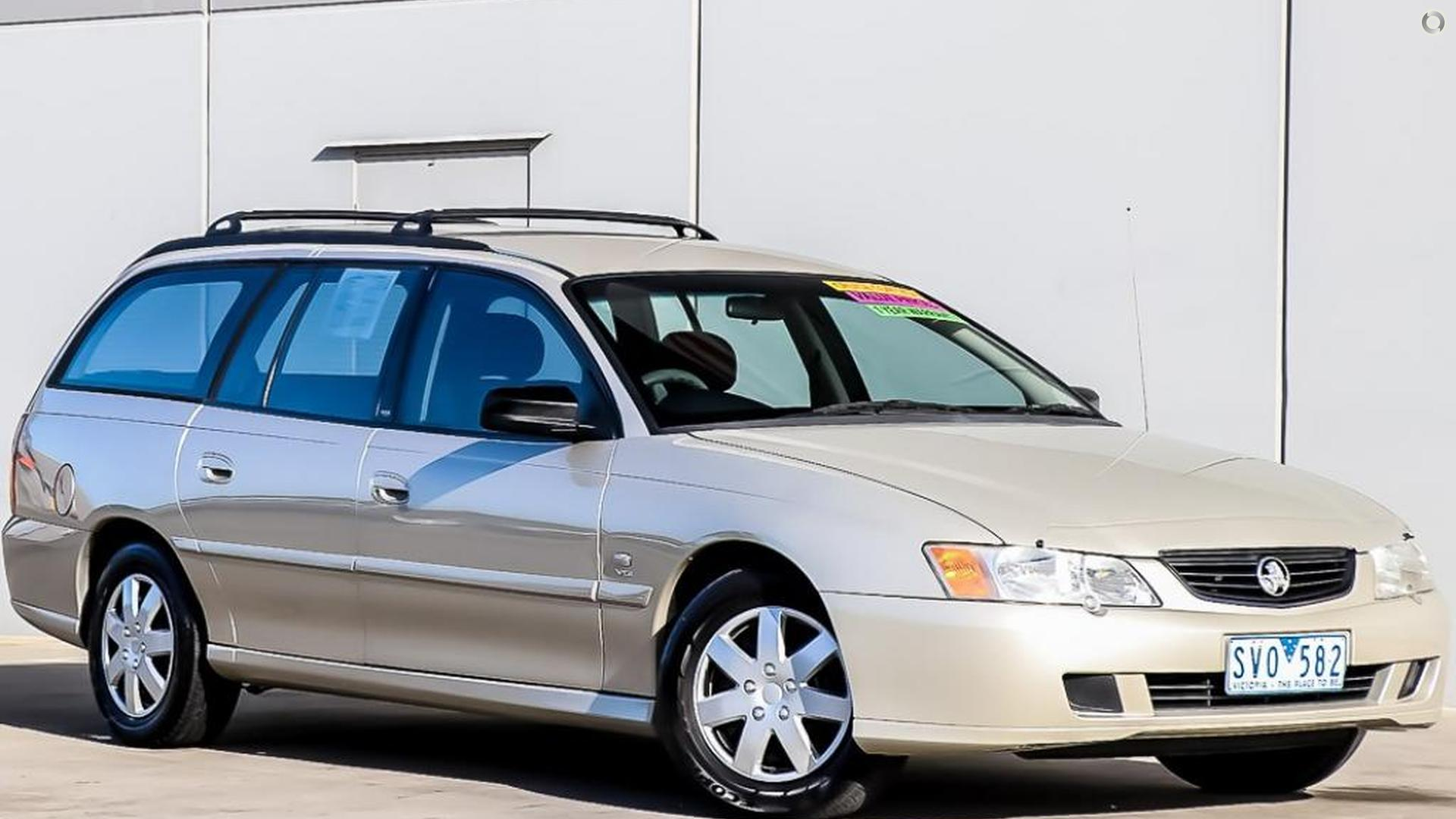 2004 Holden Commodore VY II