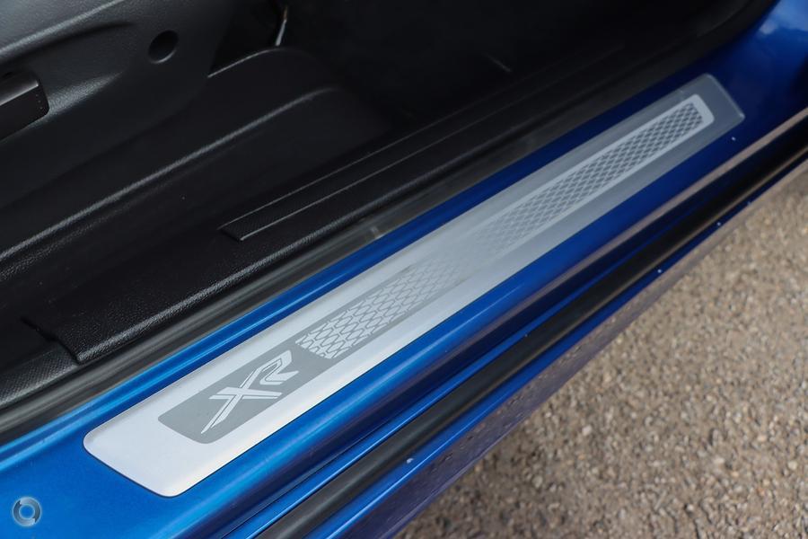 2014 Ford Falcon  FG X