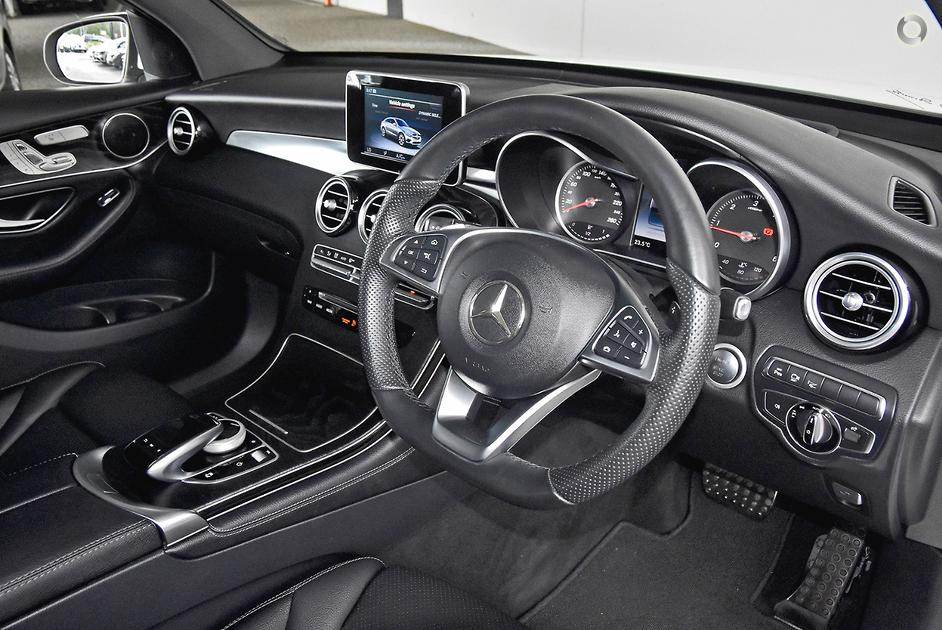 2016 Mercedes-Benz GLC 220 D Coupe