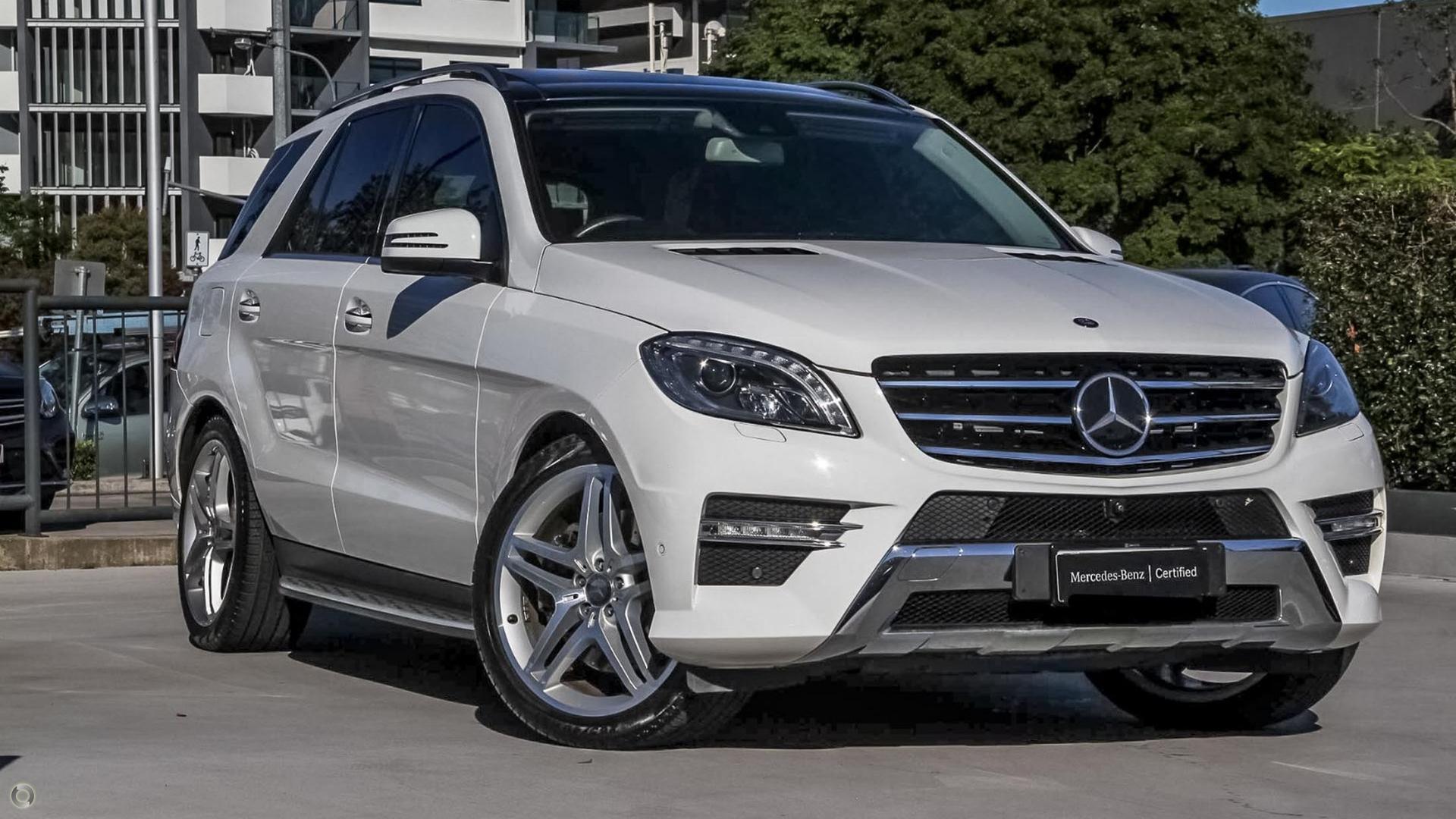 2015 Mercedes-Benz ML 400 Suv