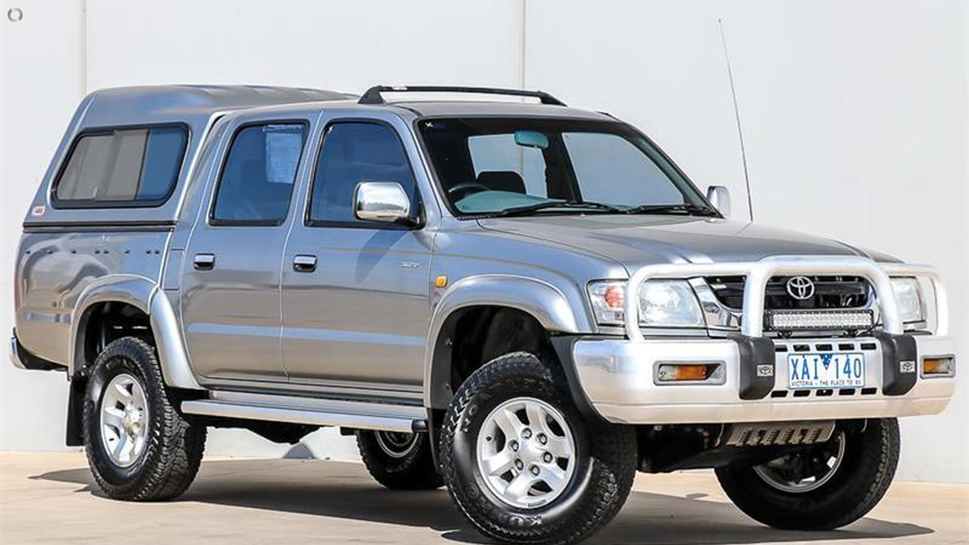 2004 Toyota Hilux SR5 KZN165R