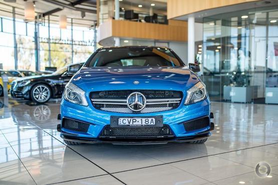 2014 Mercedes-Benz A 45 AMG
