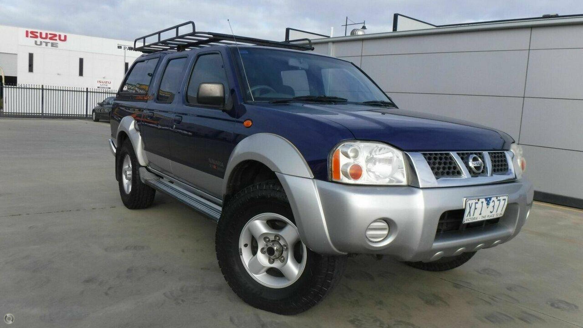 2003 Nissan Navara D22