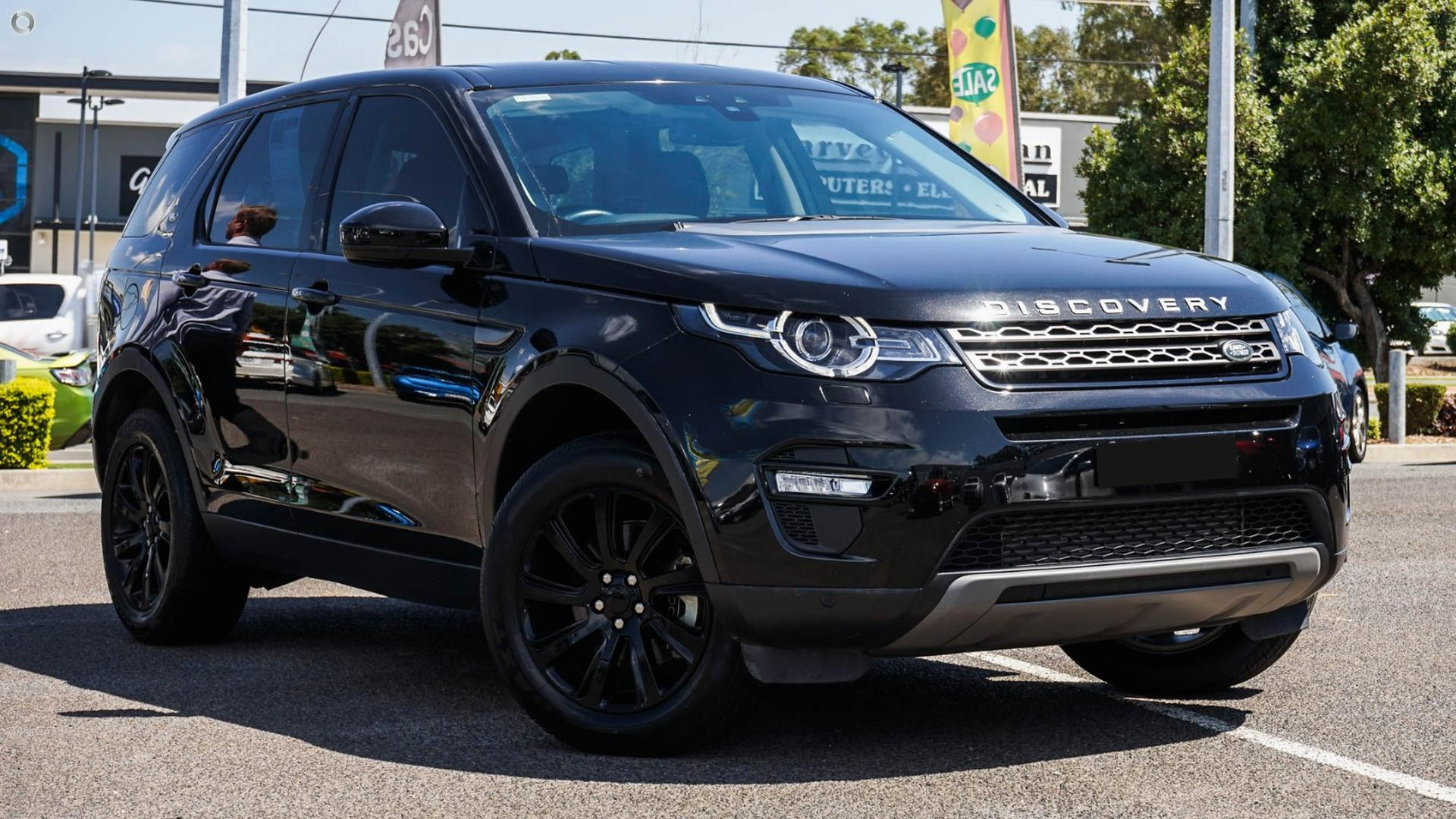 2016 Land Rover Discovery Sport Td4 Se