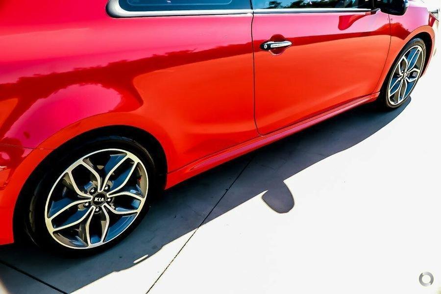 2013 Kia Cerato Koup Turbo YD