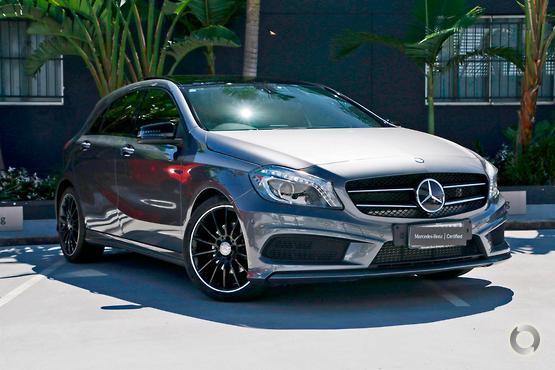 2014 Mercedes-Benz <br>A 200