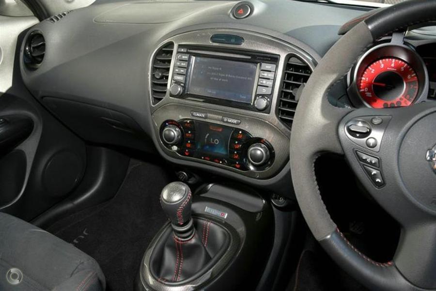 2018 Nissan JUKE NISMO RS