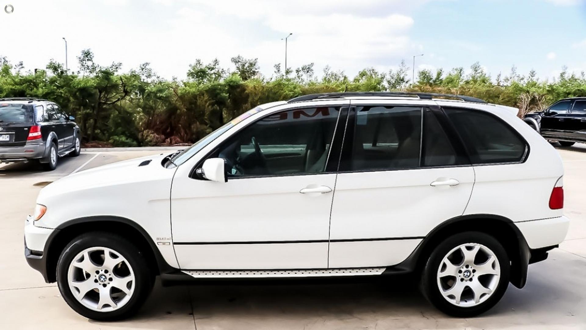 2003 BMW X5 d E53