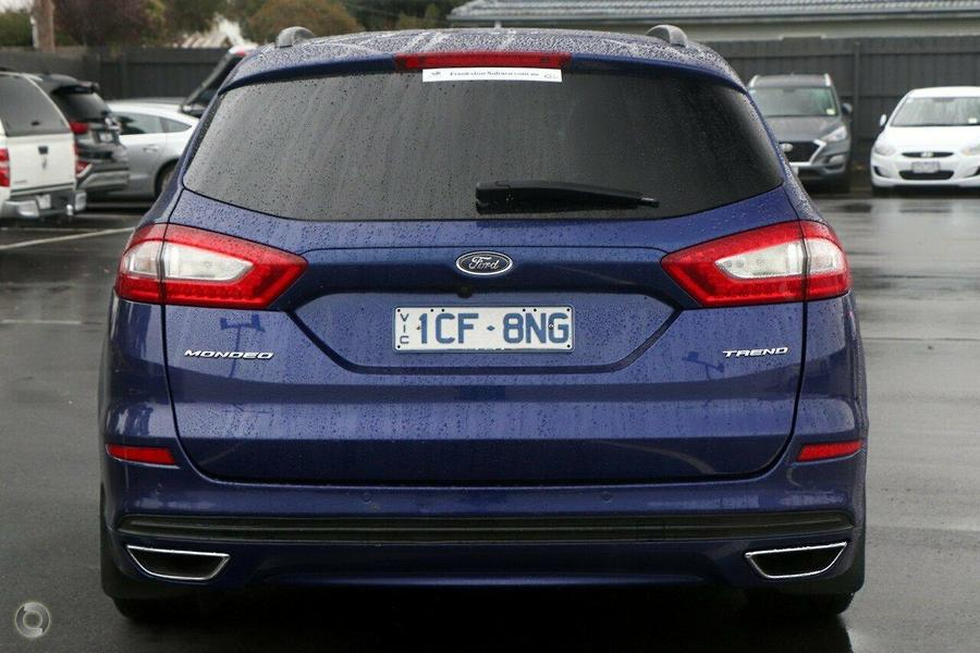 2015 Ford Mondeo Trend MD