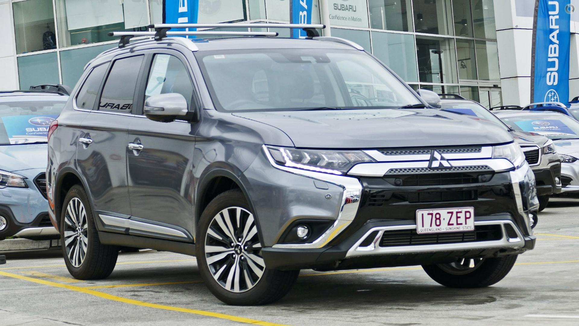 2018 Mitsubishi Outlander ZL