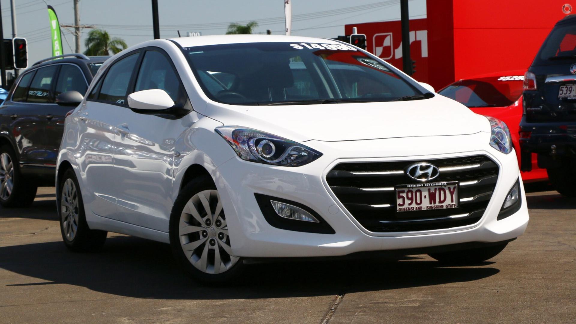 2015 Hyundai I30 GD3 Series II