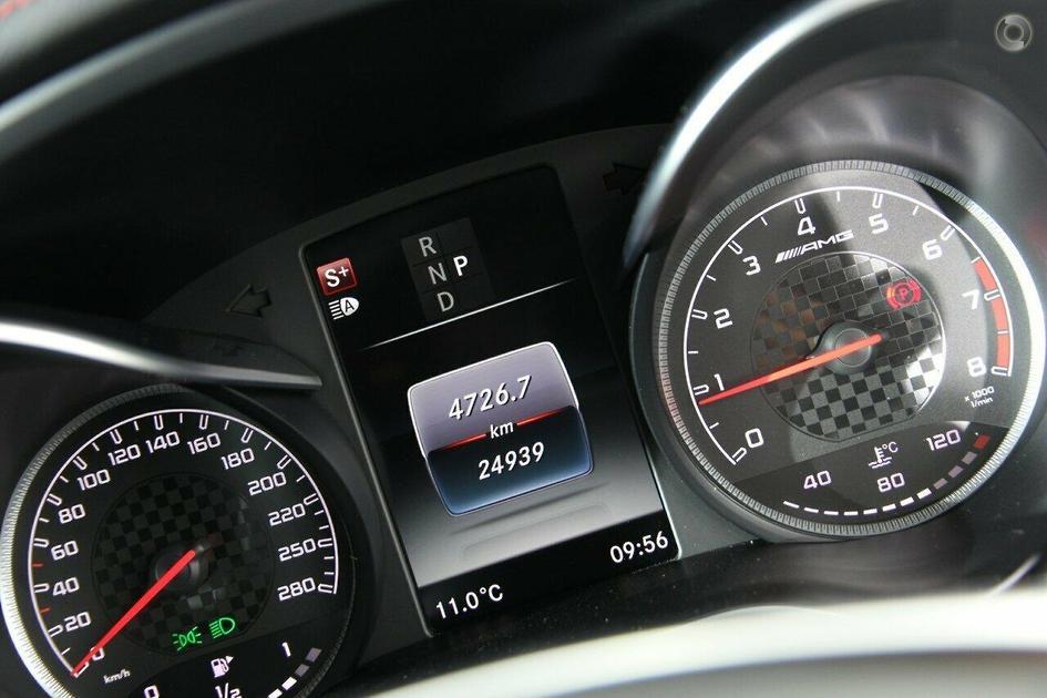 2016 Mercedes-Benz C 43 Coupe