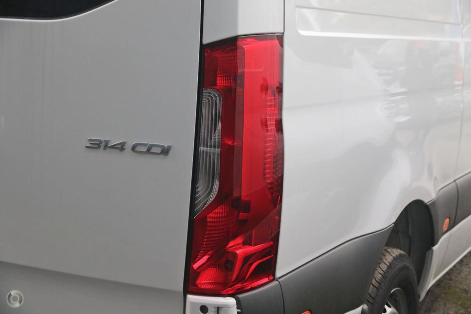 2019 Mercedes-Benz SPRINTER Van