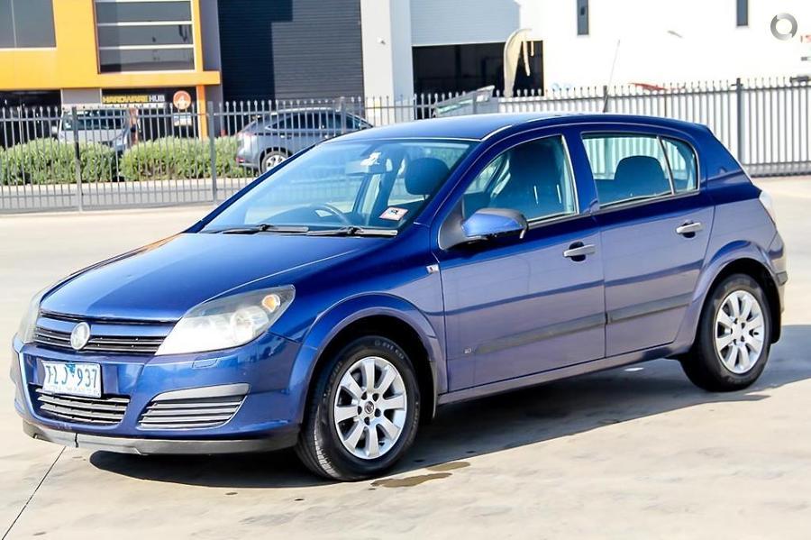 2005 Holden Astra CD AH