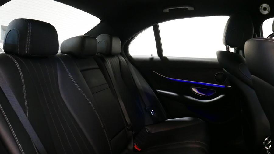 2016 Mercedes-Benz E 200 Sedan