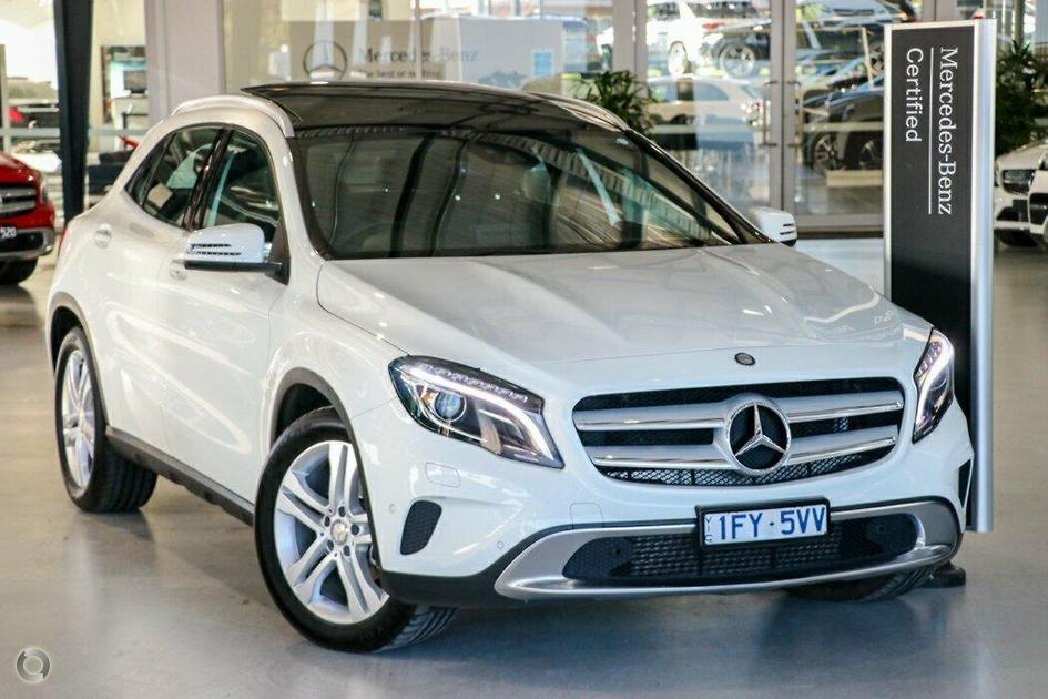 2016 Mercedes-Benz GLA 220 D Wagon