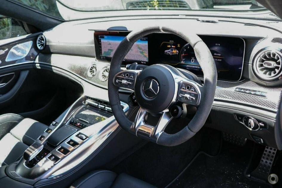 2019 Mercedes-Benz AMG GT Coupé