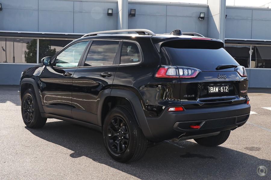 2019 Jeep Cherokee Trailhawk KL