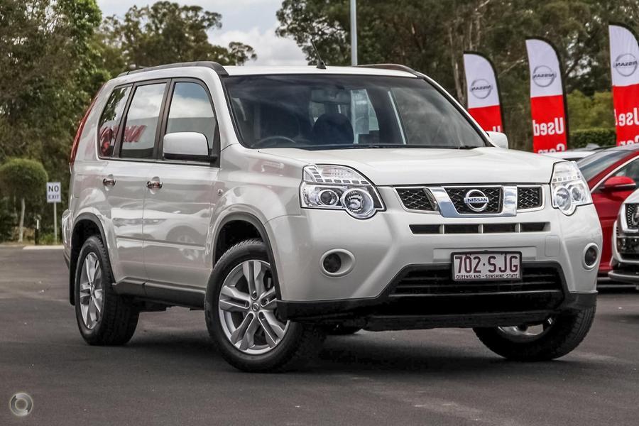 2011 Nissan X-TRAIL ST