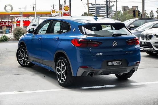 2018 BMW X 2 xDrive20d M Sport X