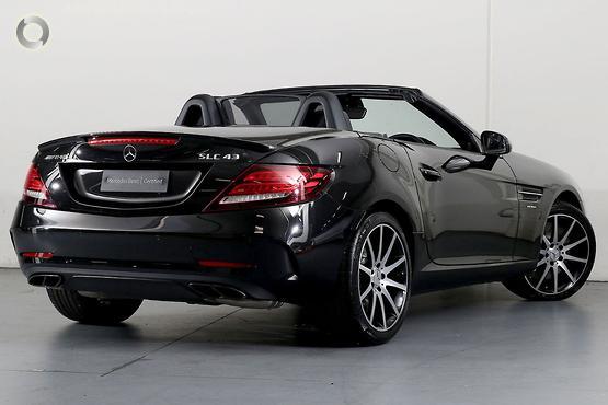 2018 Mercedes-Benz SLC 43