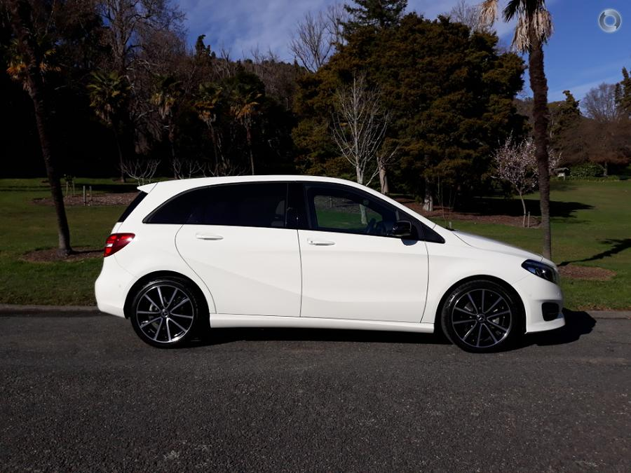 2018 Mercedes-Benz B 200 Sports Tourer