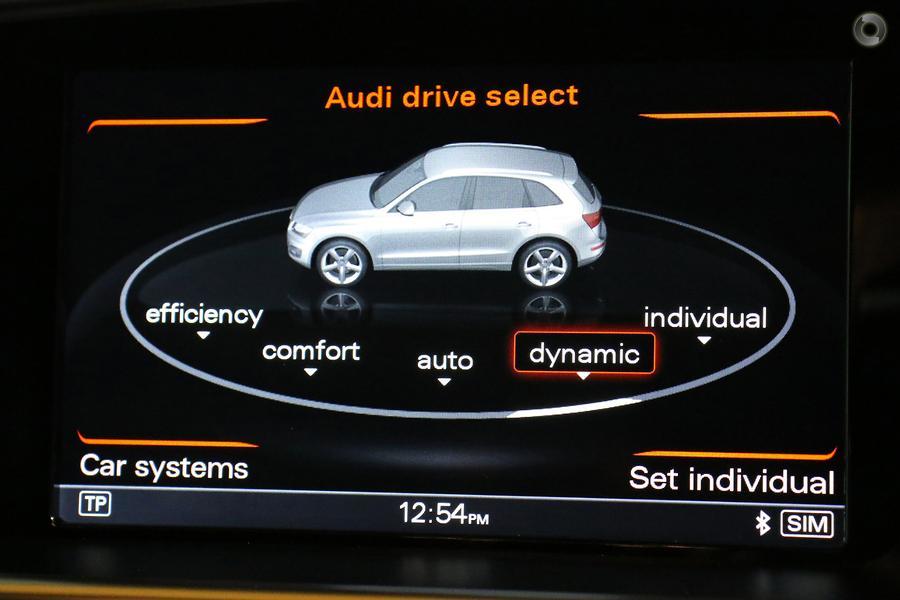 2014 Audi SQ5 TDI 8R