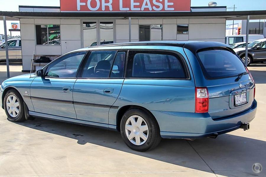 2004 Holden Commodore Executive VZ