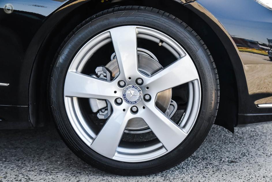 2011 Mercedes-Benz E 250 CGI AVANTGARDE Coupe