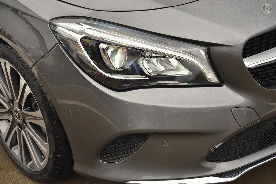 2019 Mercedes-Benz CLA 220 Shooting Brake