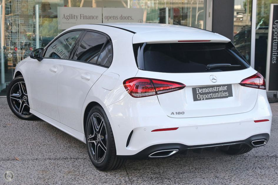 2020 Mercedes-Benz A 180 Hatch