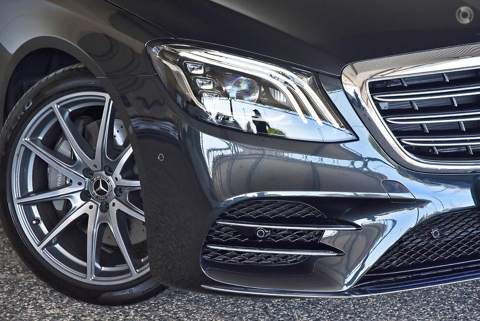 2019 Mercedes-Benz S 450 Sedan