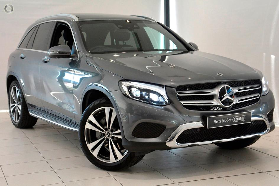 2018 Mercedes-Benz GLC 250 Suv