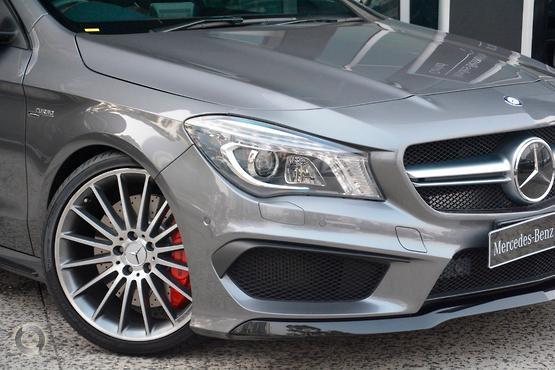 2015 Mercedes-Benz CLA 45 AMG