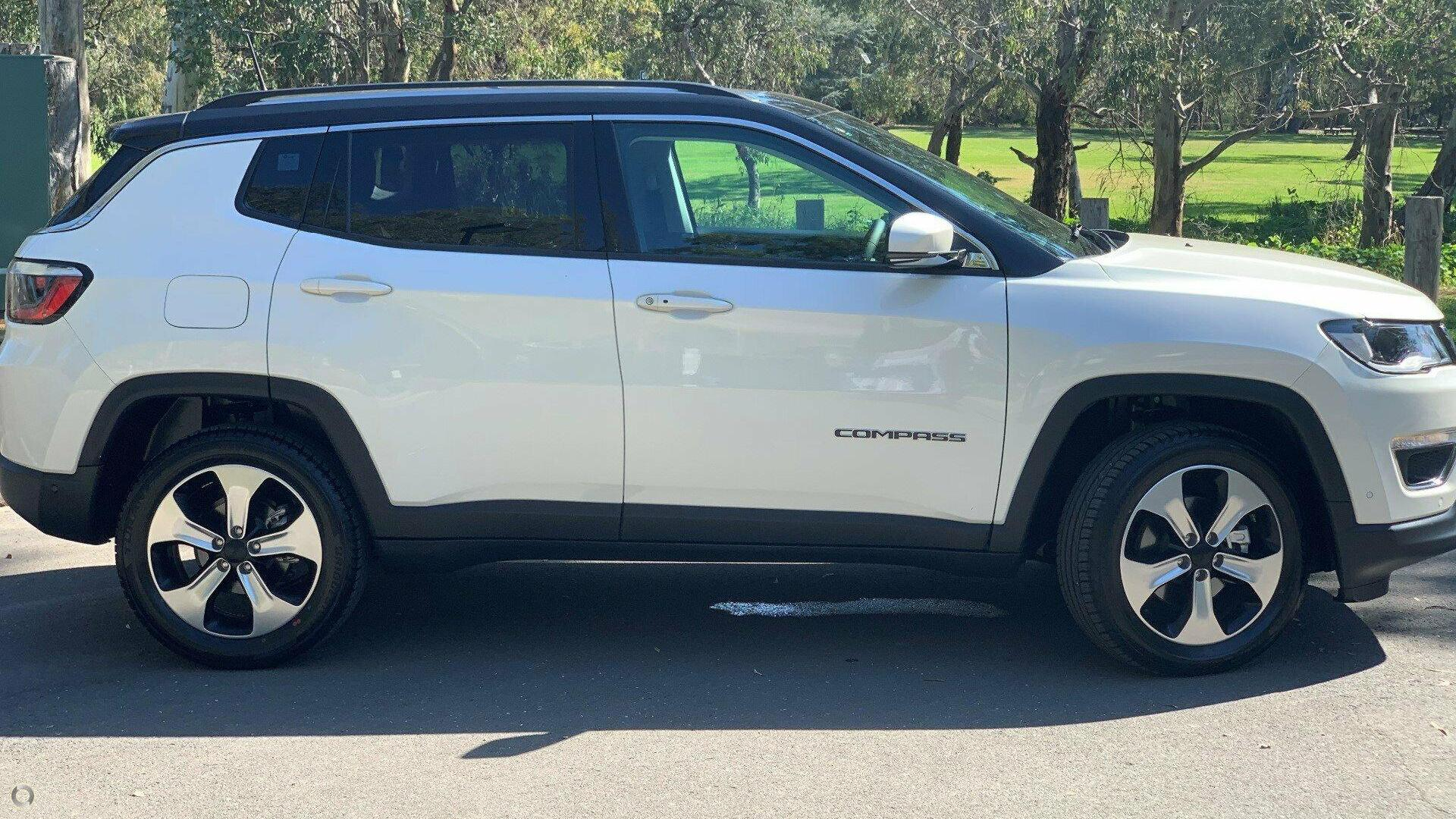 2018 Jeep Compass Limited M6
