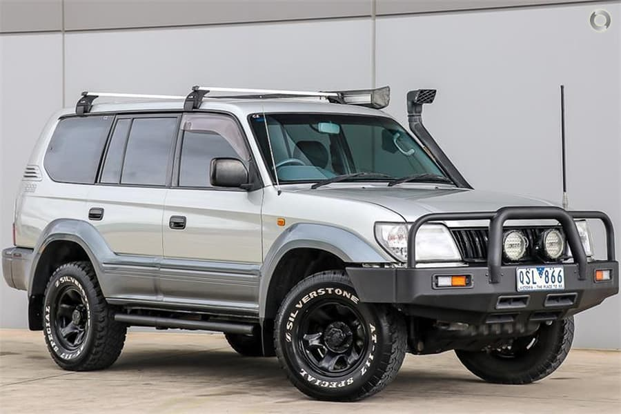 2001 Toyota Landcruiser Prado GXL KZJ95R