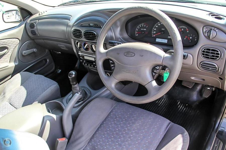 2001 Ford Falcon Ute XL AU II