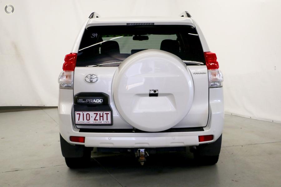2012 Toyota Landcruiser Prado Kakadu KDJ150R