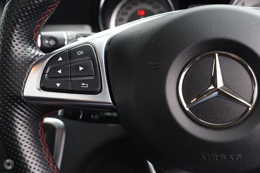 2015 Mercedes-Benz CLA250 Sport  X117