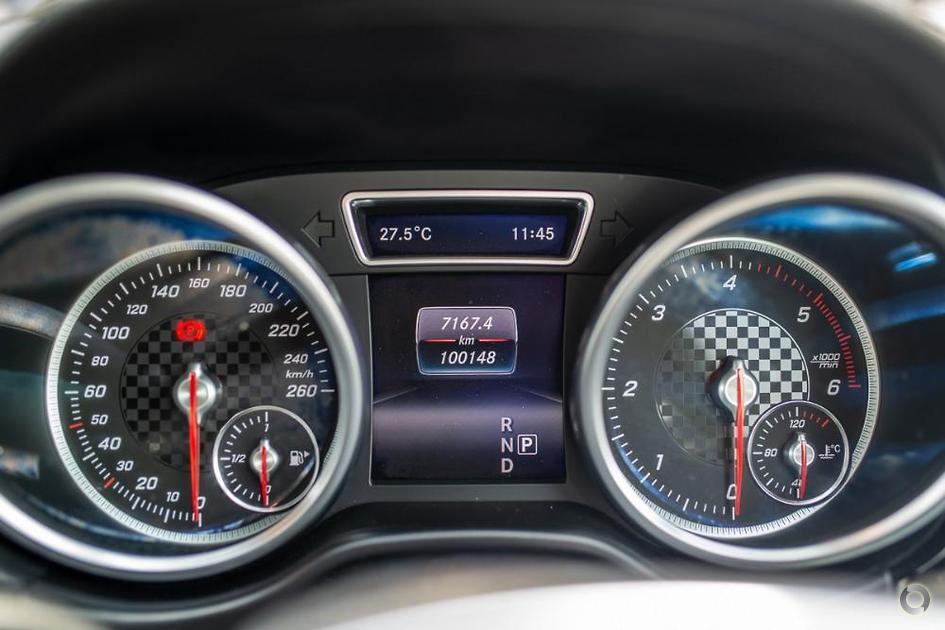 2016 Mercedes-Benz GLS 350 D Wagon