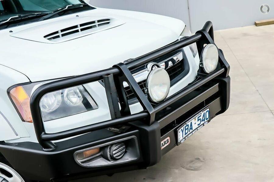 2011 Holden Colorado LX RC
