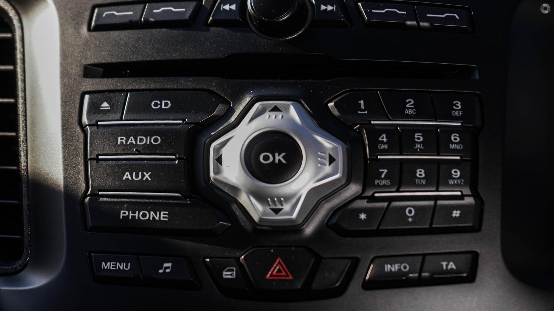 2014 Ford Ranger XL Hi-Rider PX