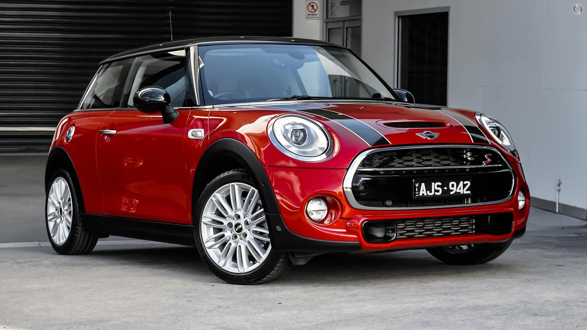 2016 MINI Hatch Cooper S