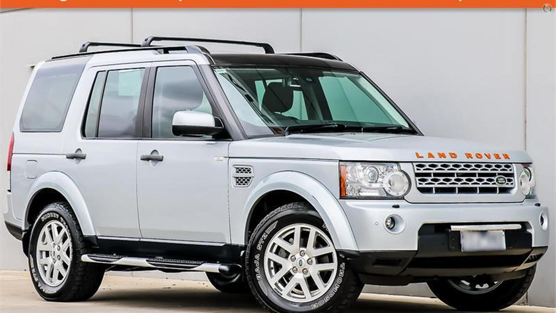 2011 Land Rover Discovery 4 Series 4