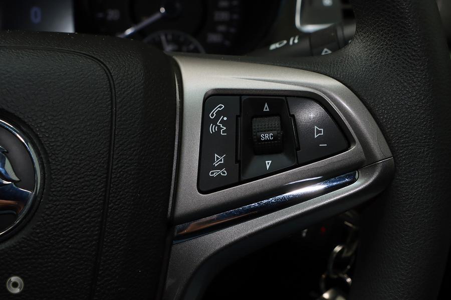 2017 Holden Commodore Evoke VF Series II
