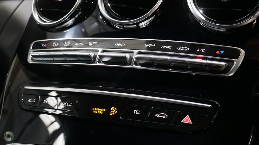 2020 Mercedes-Benz C 200 Estate