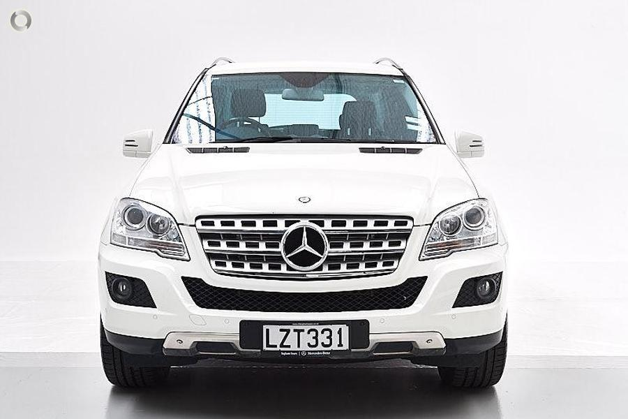 2011 Mercedes-Benz ML 300 CDI Wagon