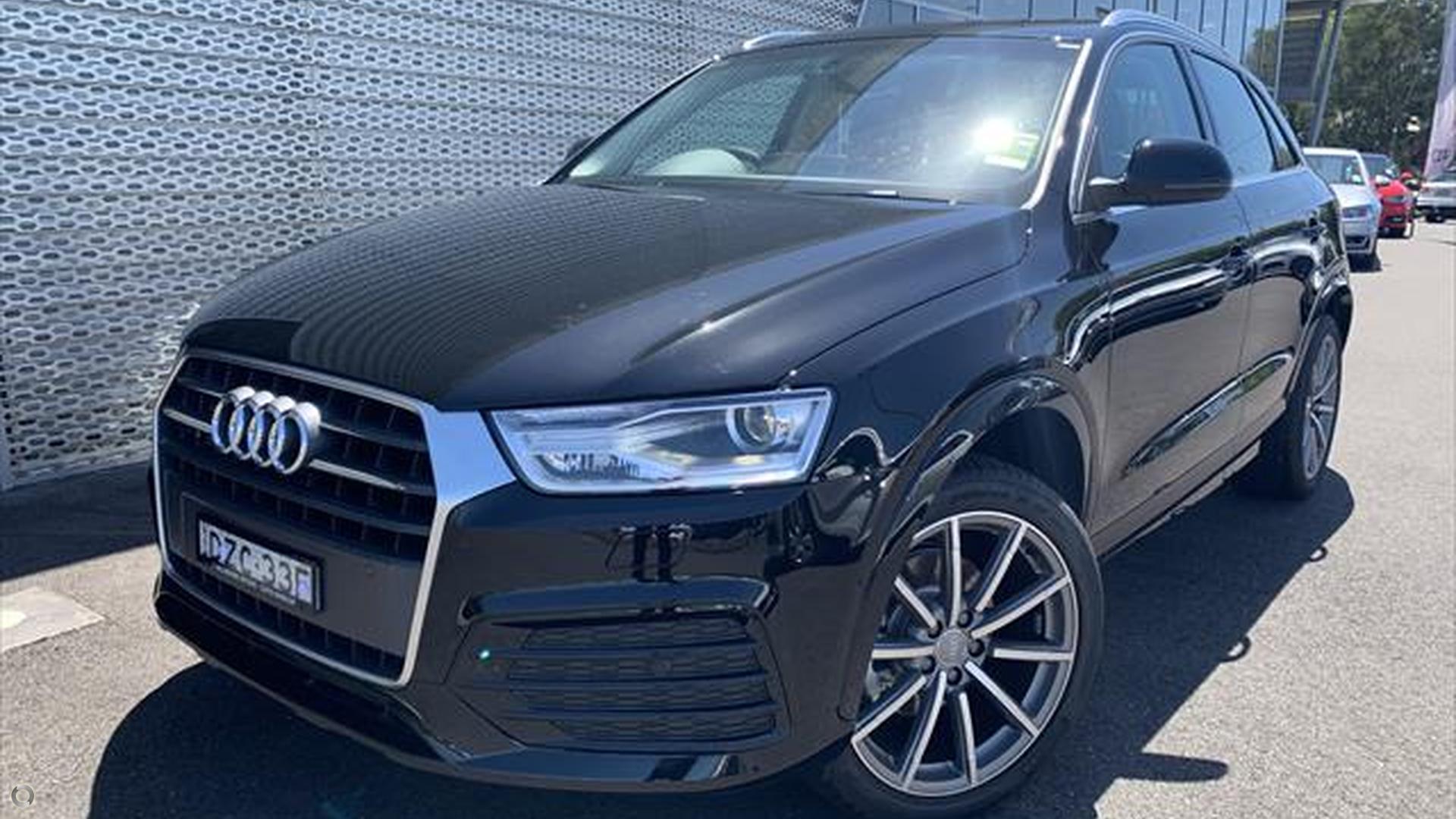 2018 Audi Q3 8U